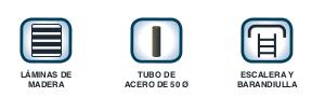 Akua Modelo 50 (Iconos)