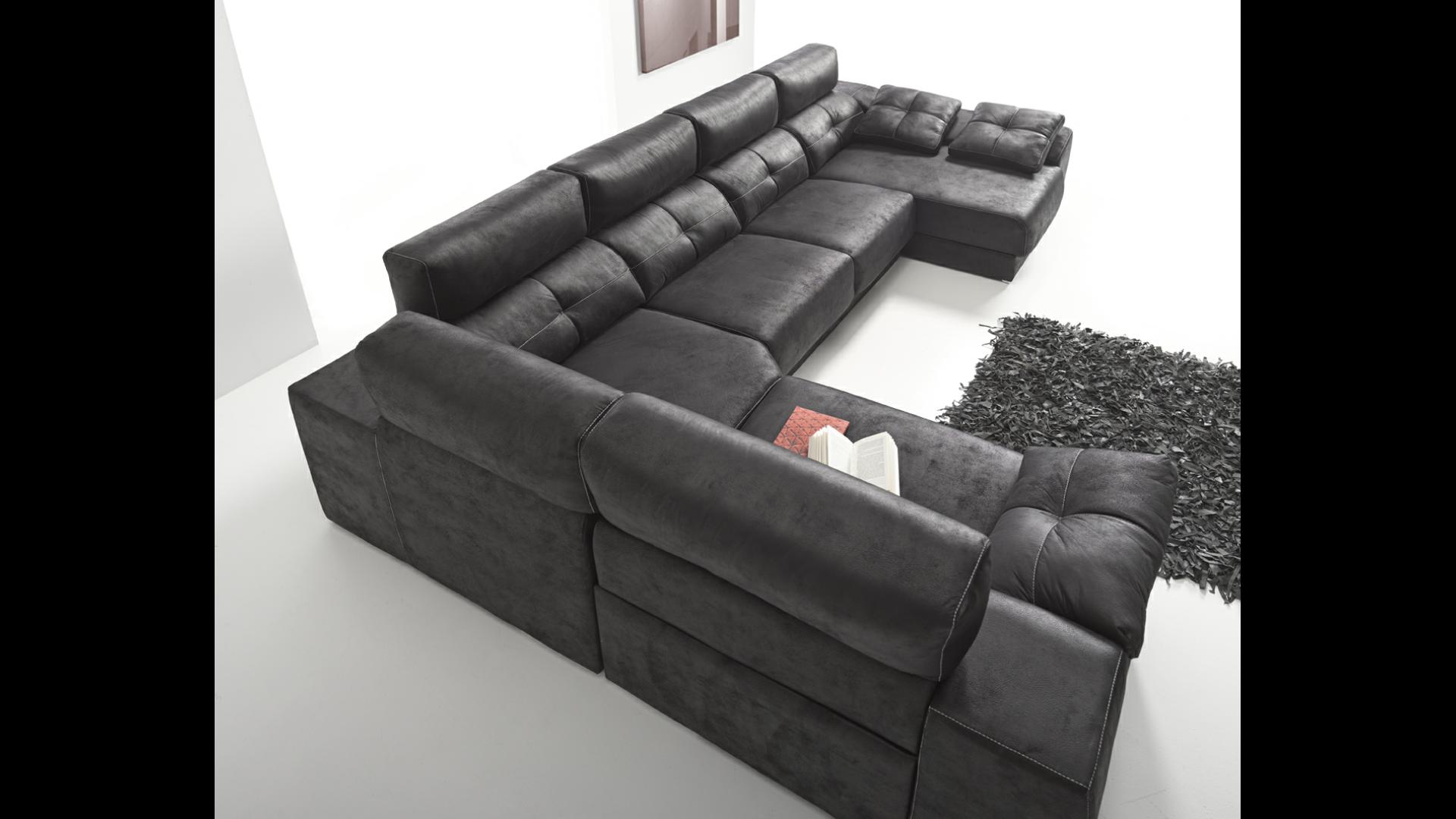 CHAISELONGUE RINCONERA MEMORY - Confortable on chaise recliner chair, chaise sofa sleeper, chaise furniture,